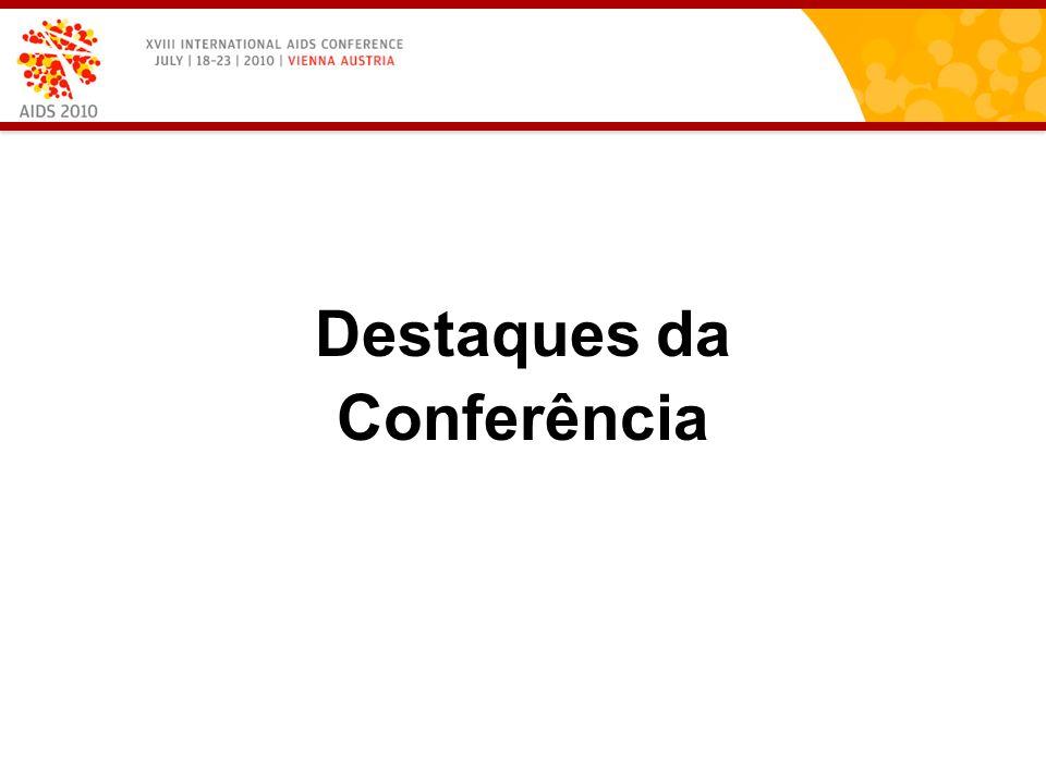 Destaques da Conferência