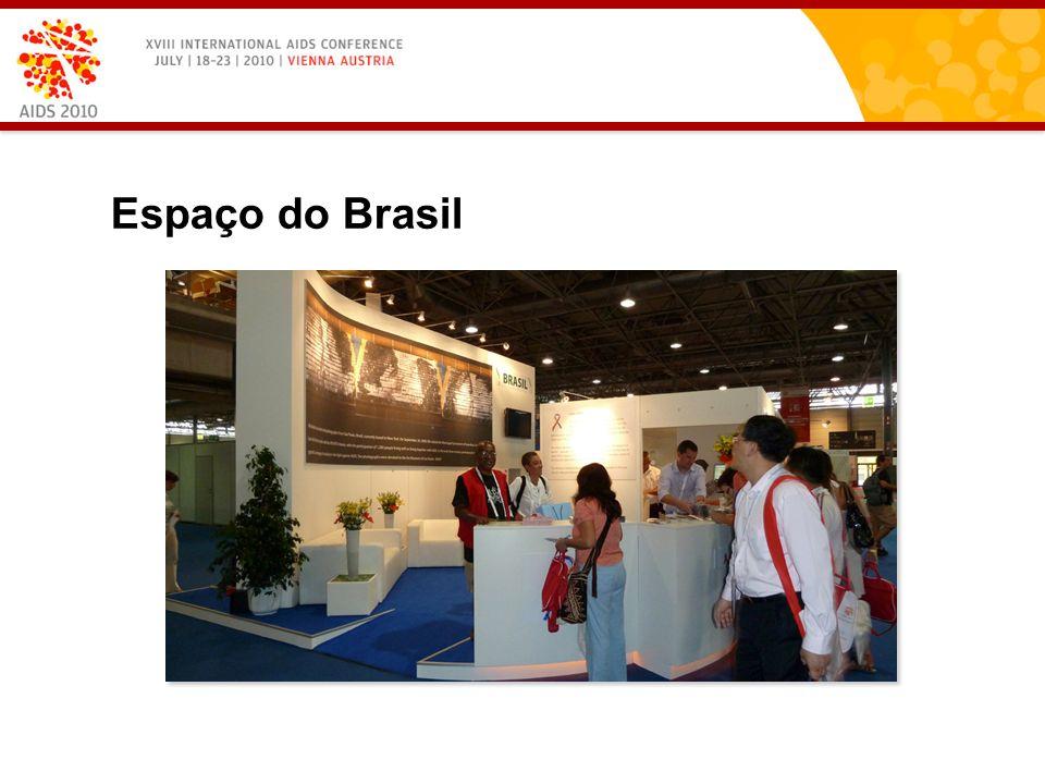Espaço do Brasil