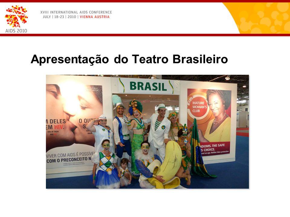 Apresentação do Teatro Brasileiro