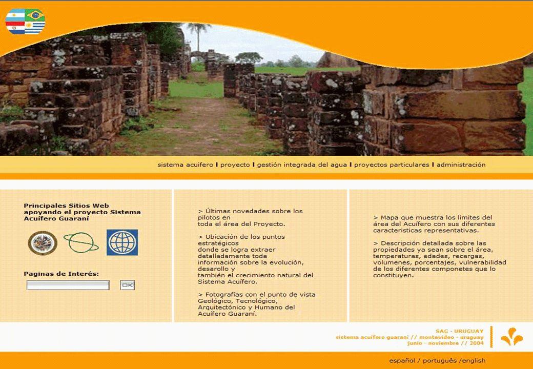 Obrigado www.sg-guarani.org SISTEMA AQÜÍFERO GUARANI