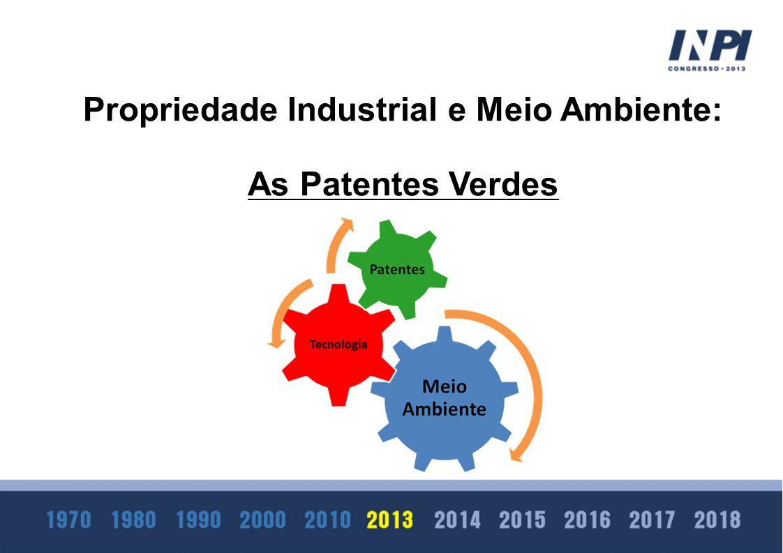 Propriedade Industrial e Meio Ambiente: As Patentes Verdes