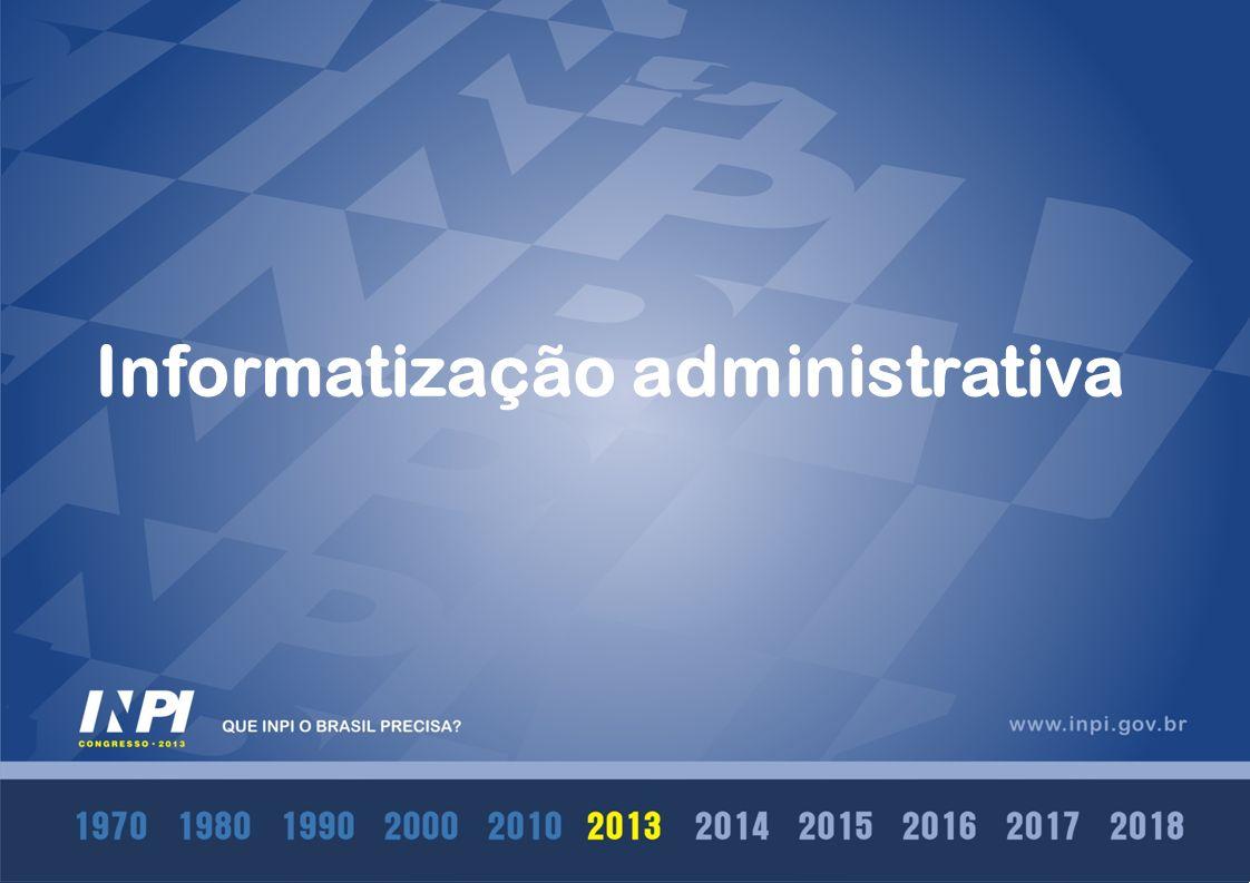 Informatização administrativa