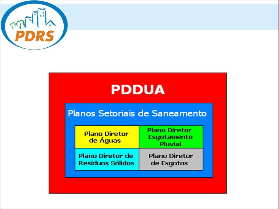 (5) Instrumentos Conjunto de leis, normas, instituições e procedimentos que garantam a aplicação, o acompanhamento, a sustentabilidade e a atualização permanente do PDRS: 5.1 Instrumentos Legais 5.2 Instrumentos Administrativos 5.3 Instrumentos Operacionais