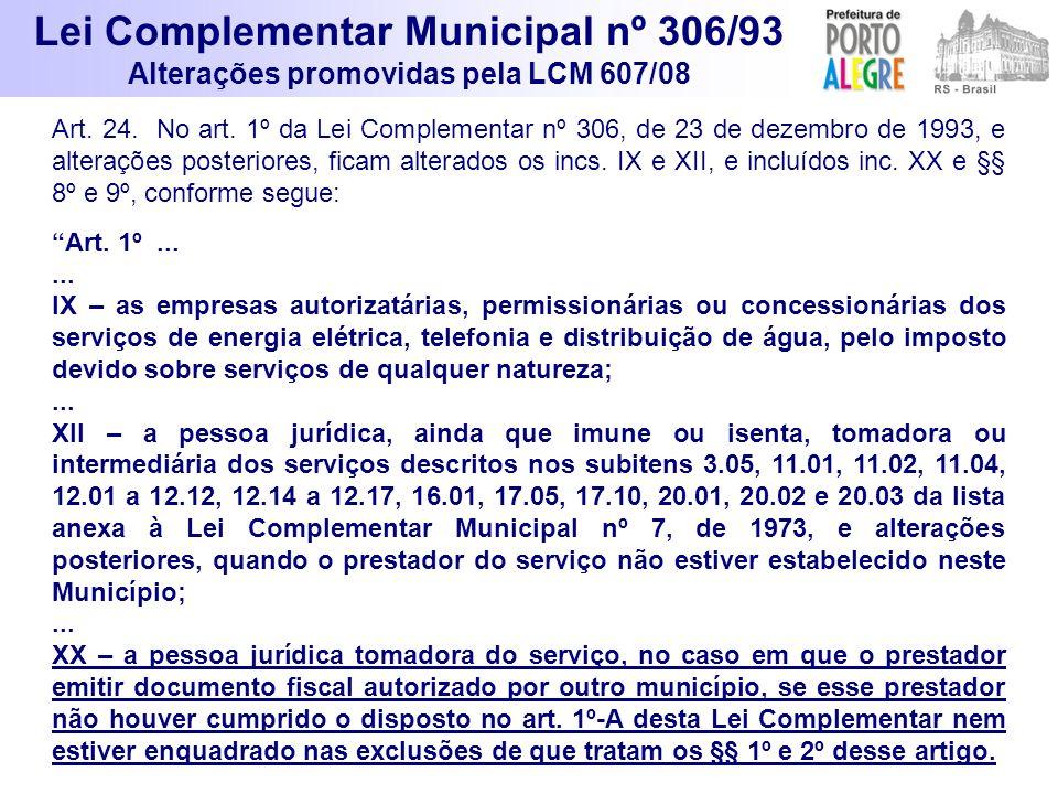 INSTRUÇÃO NORMATIVA SMF Nº 1/2009.RECOLHIMENTO DO IMPOSTO RETIDO – FORMA E PRAZO Art.