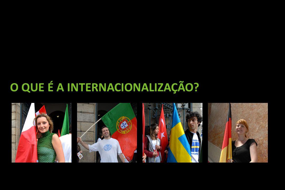 O QUE É A INTERNACIONALIZAÇÃO?