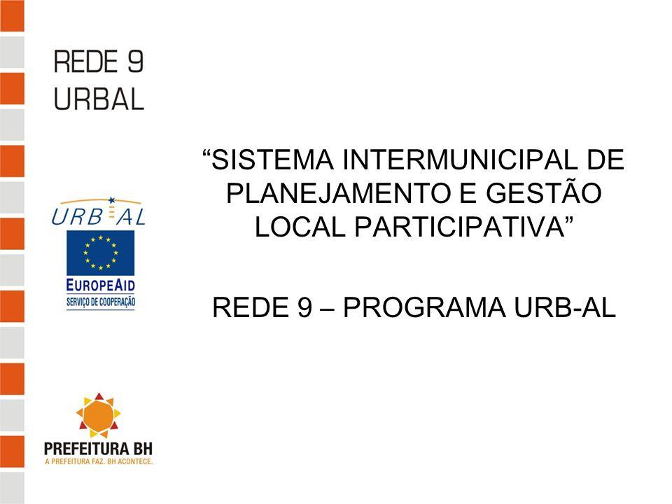 Sistema de Planejamento Participativo e Instrumentos de Medição de Impactos 1- A Cidade de Belo Horizonte 2- Módulo Local Objetivos do Módulo Público Alvo Período da capacitação Equipe de Capacitação e Palestrantes Materiais utilizados Programa e Desenvolvimento do Curso