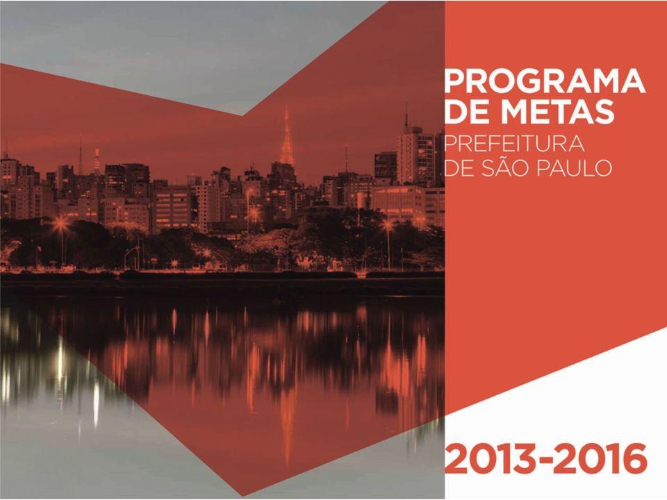 É a consolidação do Programa de Governo Um Tempo Novo Para São Paulo, escolhido pelas urnas em 2012.