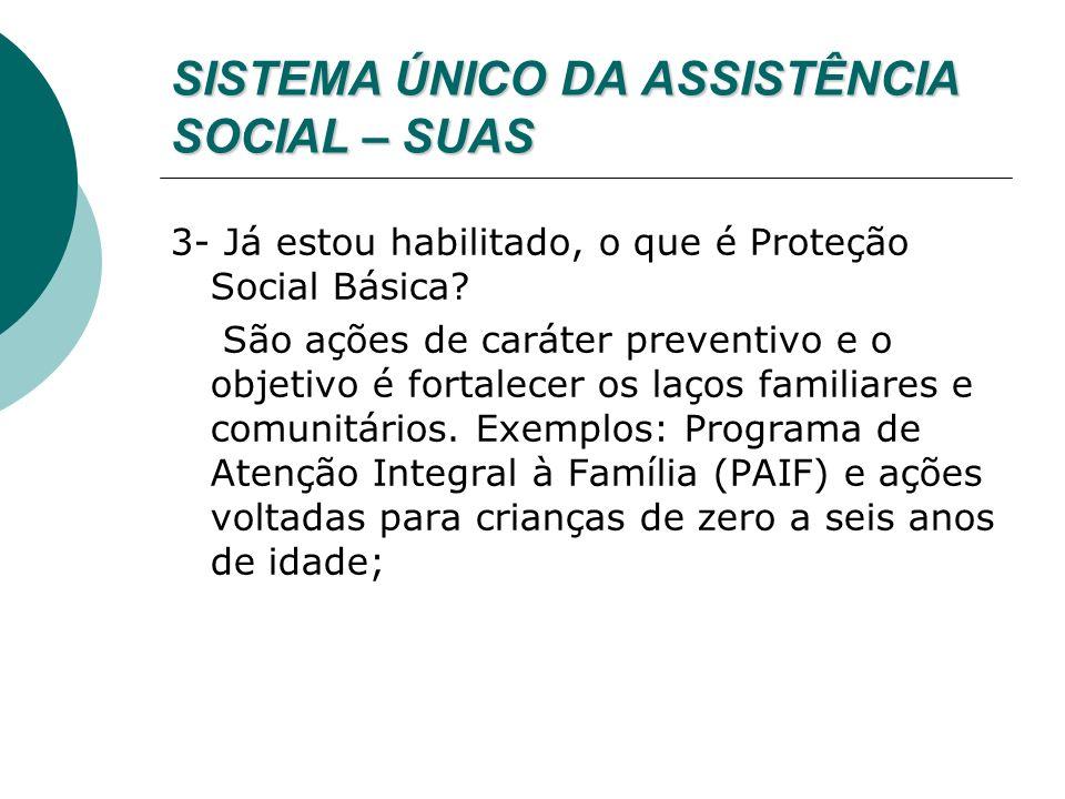 PROTEÇÃO SOCIAL ESPECIAL Piso Fixo de Média Complexidade III: Regulamentado pela Portaria nº.