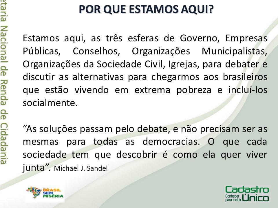 Secretaria Nacional de Renda de Cidadania Secretaria Nacional de Renda de Cidadania FORMULÁRIO SIMPLIFICADO