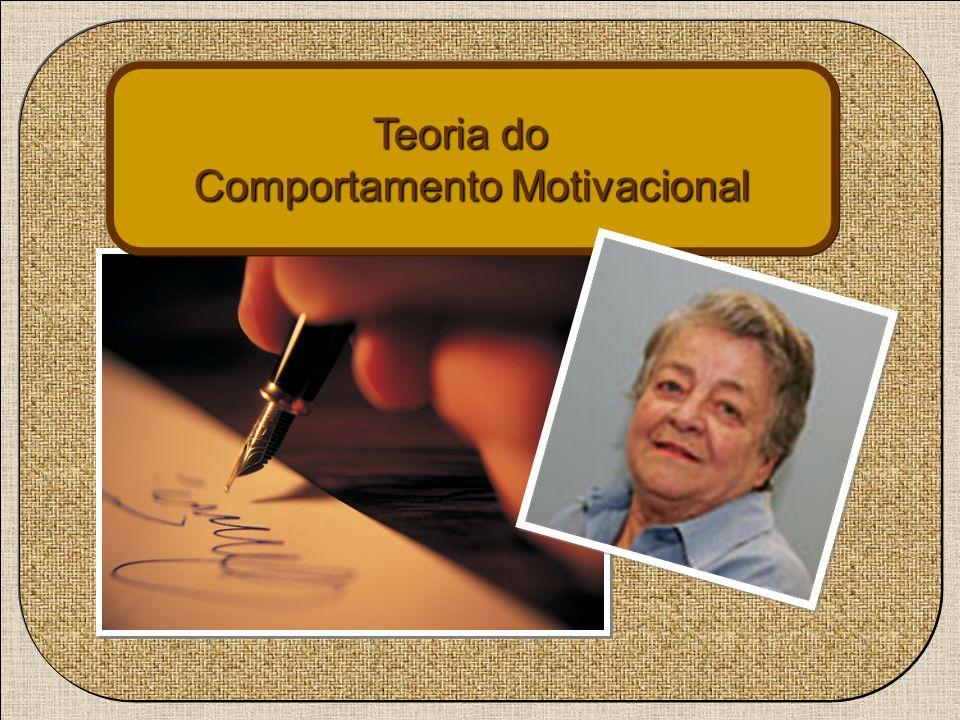 Teoria do Comportamento Motivacional