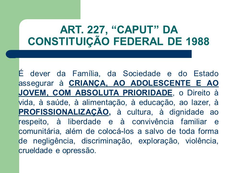 APRENDIZAGEM Está regulamentada na CLT desde 1943.