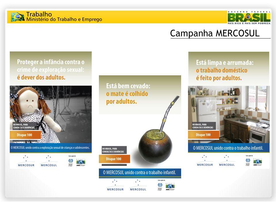 Campanha MERCOSUL