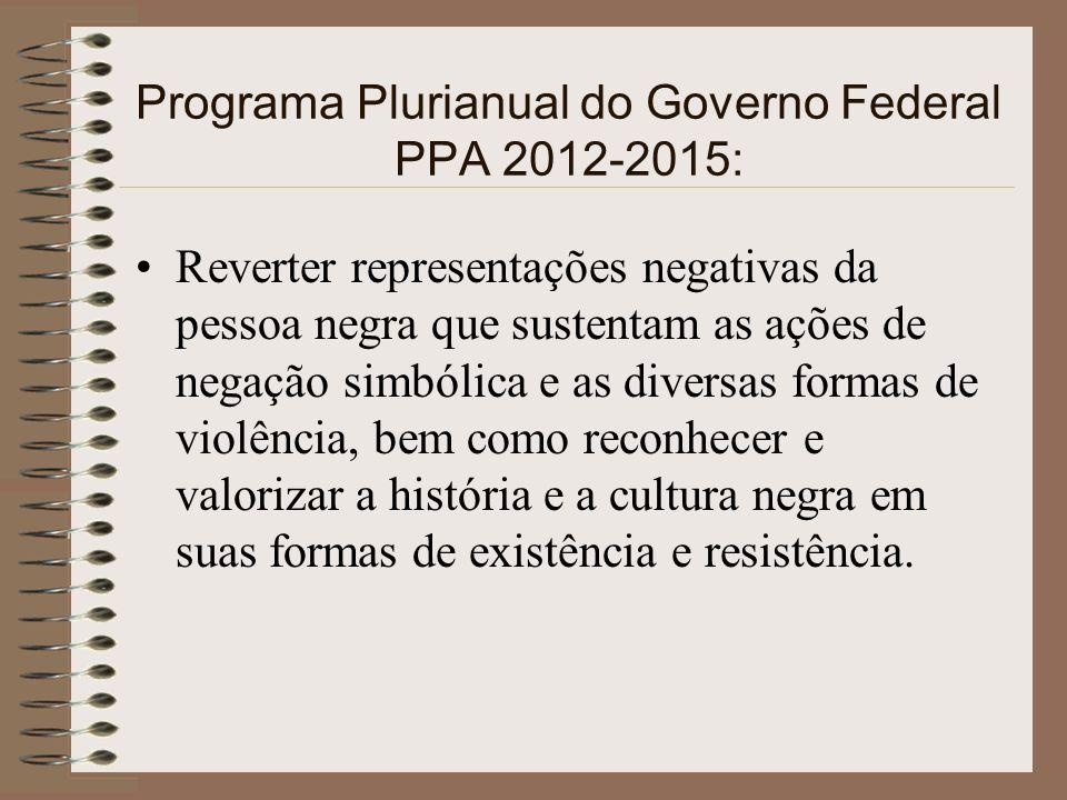 Presidência da República Federativa do Brasil Secretaria de Políticas de Promoção da Igualdade Racial Secretaria de Políticas de Ações Afirmativas Angela Mª de Lima Nascimento Diretora de Programas Angela.nascimento@planalto.gov.br 61 2025 7123