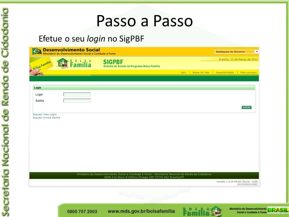 Após efetuar o login, acesse a aba administrativo Transmissão de arquivo Upload/download de arquivos