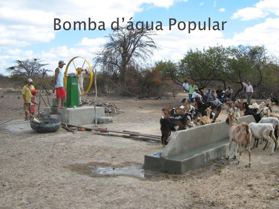 Bomba dágua Popular