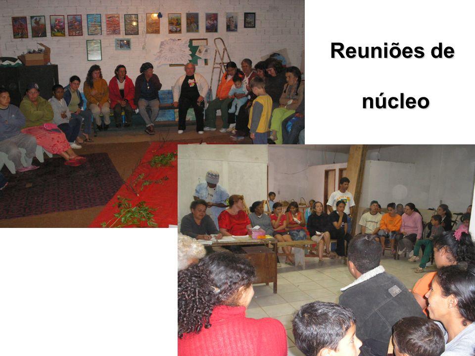 Reuniões de núcleo núcleo