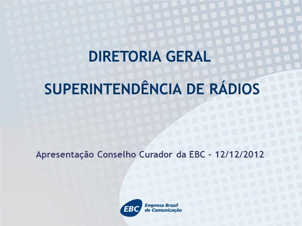 COLÓQUIOS DE PARCERIAS E DE OUVINTES - Os Colóquios de Parcerias e de Ouvintes das Rádios EBC estão em sua terceira edição.