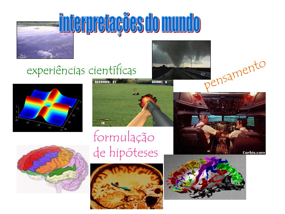 experiências científicas formulação de hipóteses pensamento
