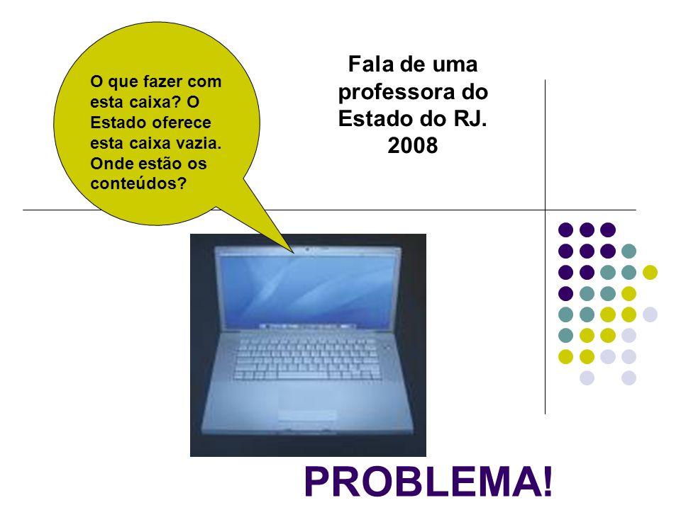 INFORMÁTICA NA EDUCAÇÃO, CINCO FASES.MUITOS DESAFIOS.