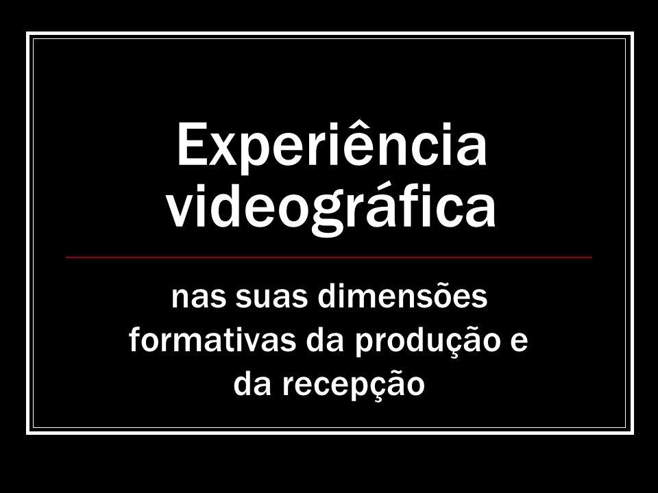 Cinema e vídeo: qual é a diferença.