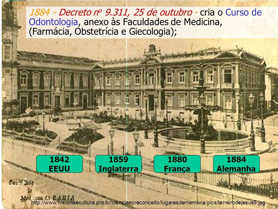 Faculdade de Odontologia Universidade Federal da Bahia http://www.historiaecultura.pro.br/cienciaepreconceito/lugaresdememoria/pics/terreirodejesus5.j