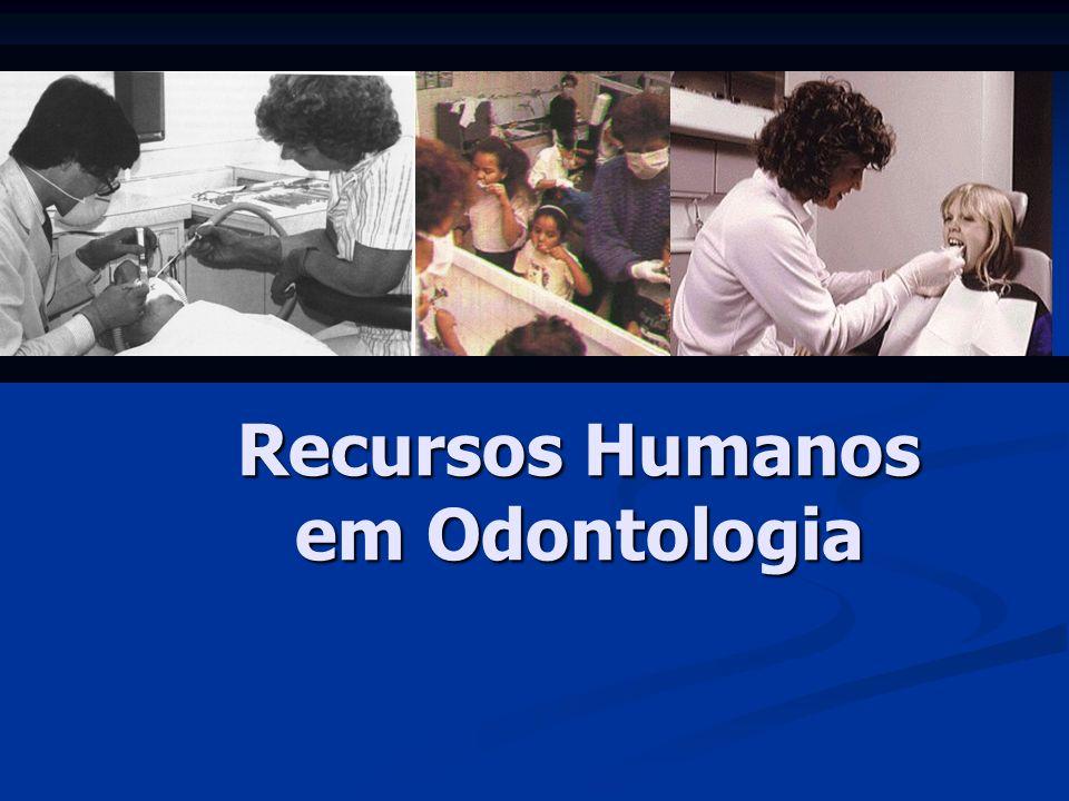 Foto: Ministério da Saúde Equipe de saúde bucal - O que deve fazer cada um destes profissionais?