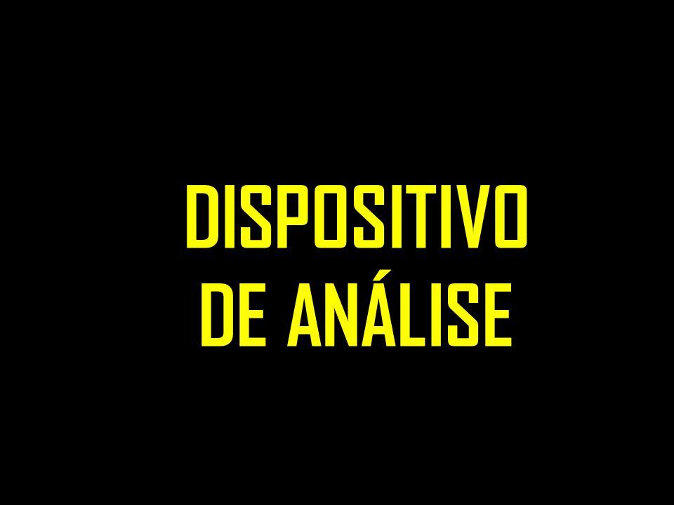 DISPOSITIVO DE ANÁLISE