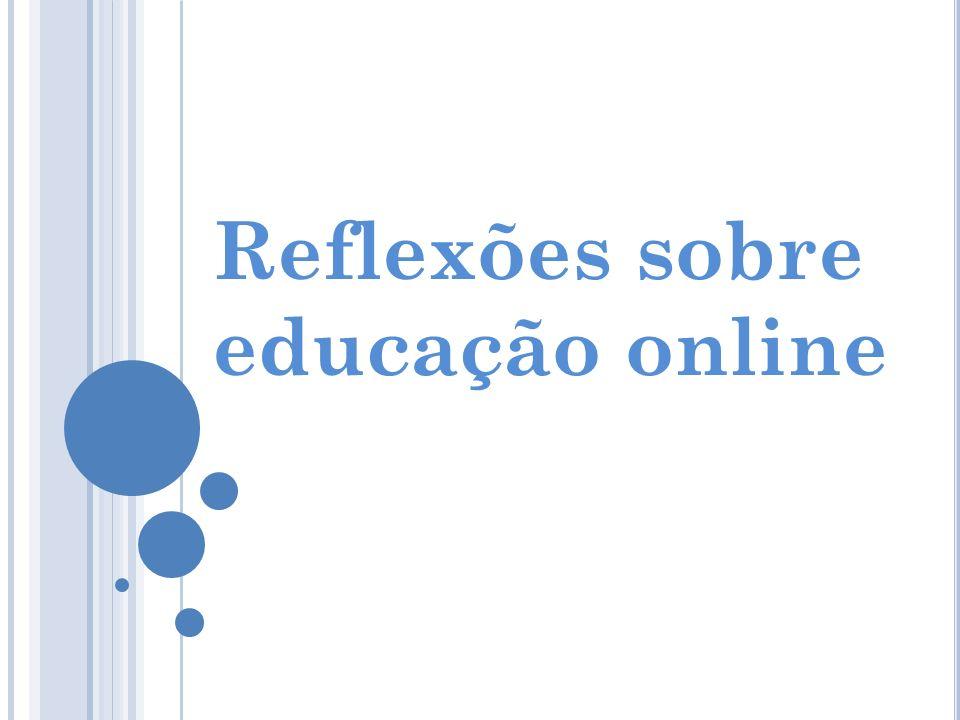 Cenário Curso de Formação de Tutores em EAD UFBA/ISP (2004 – 2008) Intercâmbio e trocas nos fóruns de um grupo de professores também pesquisadores