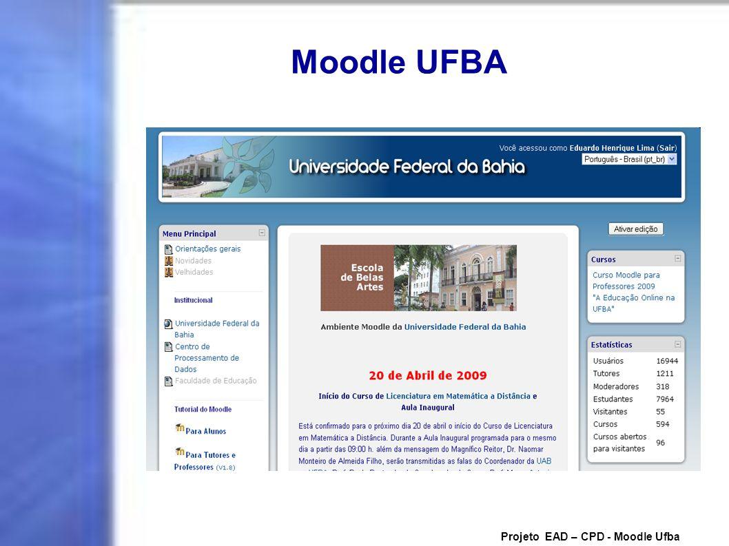 Moodle UFBA
