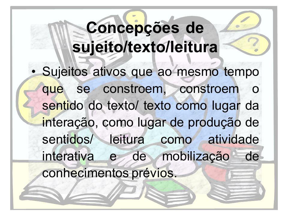Atividade: Ler e discutir em grupos quais as características relacionadas por Fávero se encaixam nas produções.