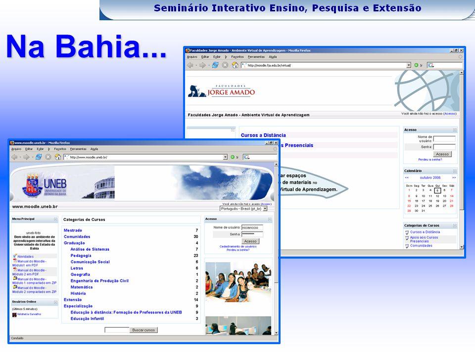Na Bahia...