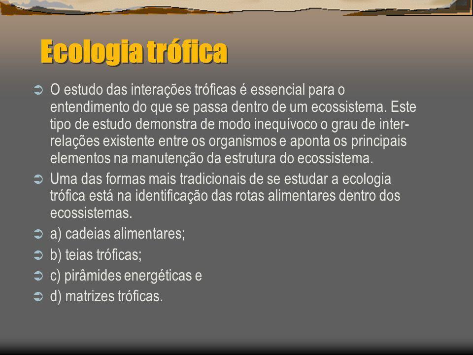 Serviços ecossistêmicos 1.Regulação gasosa 2. Regulação climática 3.