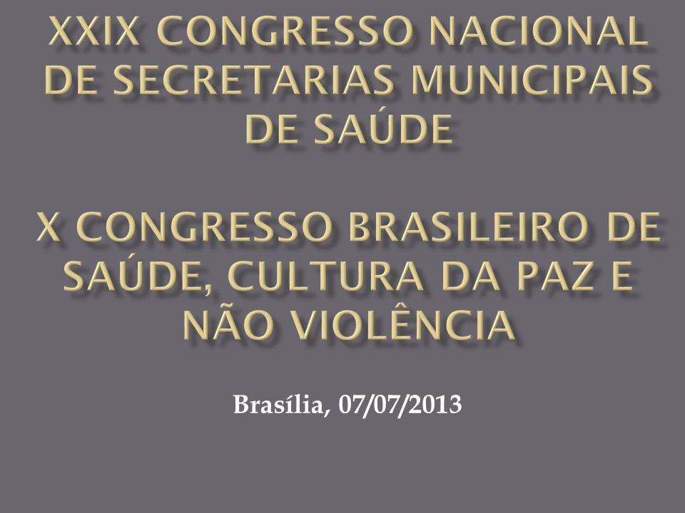 Brasília, 07/07/2013