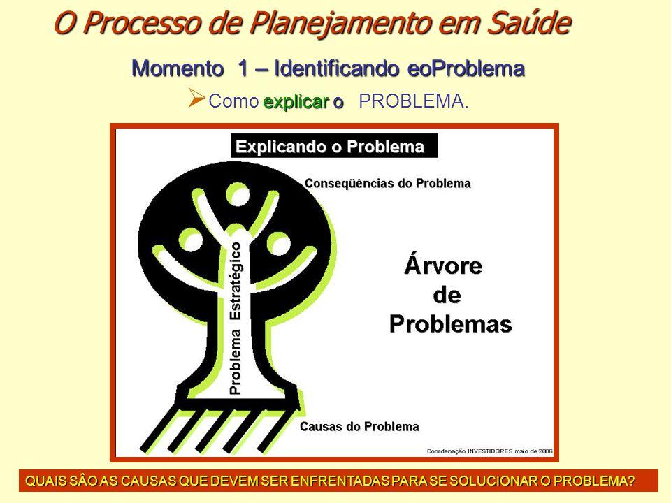 QUAIS SÂO AS CAUSAS QUE DEVEM SER ENFRENTADAS PARA SE SOLUCIONAR O PROBLEMA.