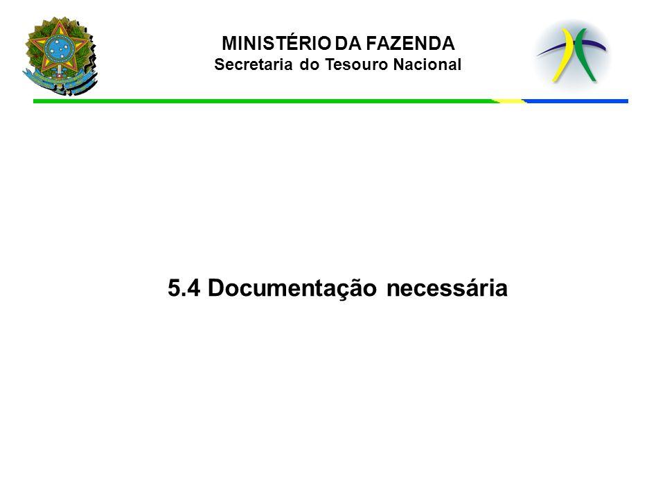 a)ANEXO V - pedido de autorização para a realização da operação/Proposta Firme, conforme Portaria STN nº 4, de 2002.