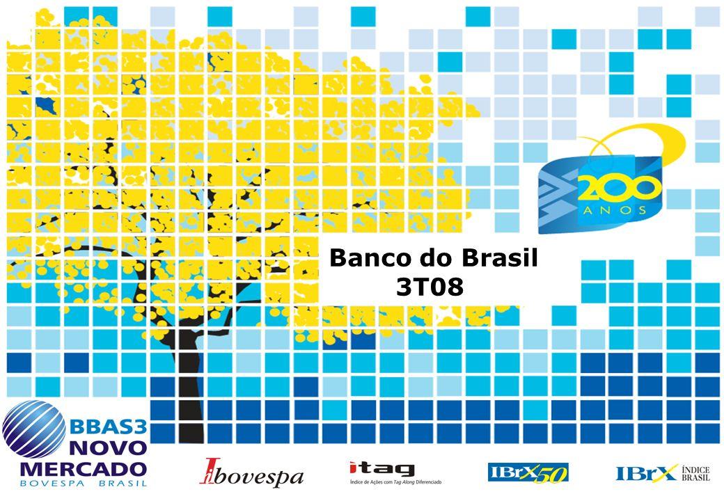 1 Banco do Brasil 3T08