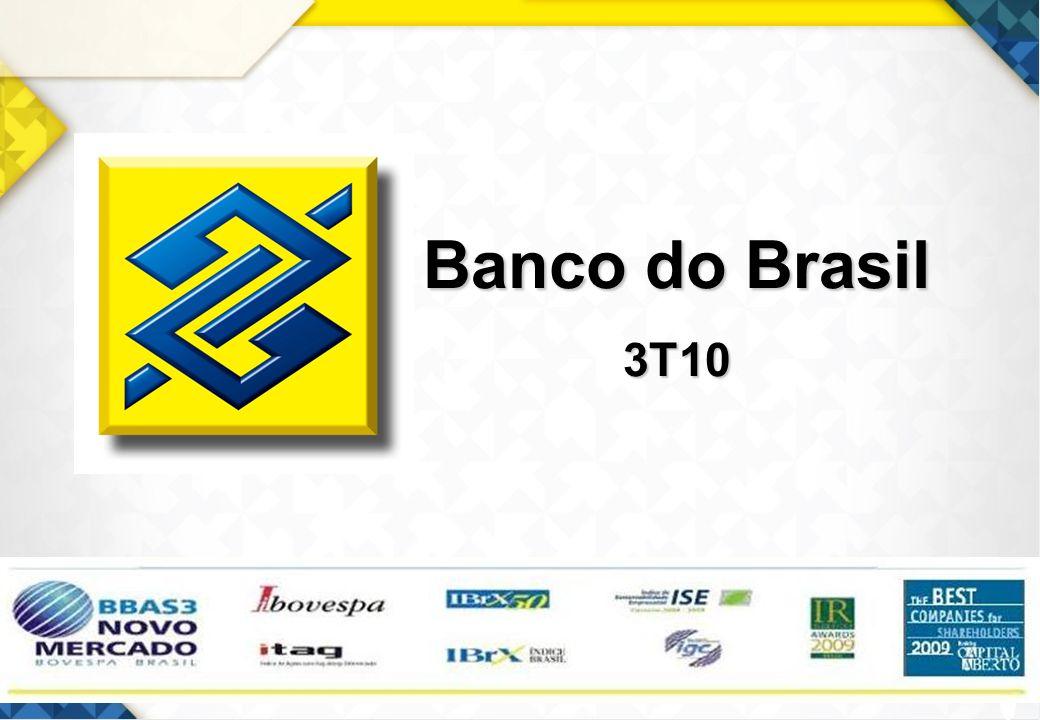 1 Banco do Brasil 3T10