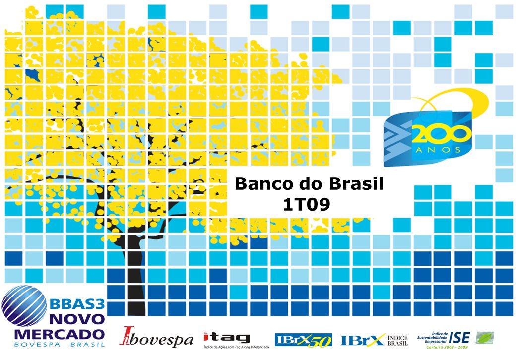 1 Banco do Brasil 1T09