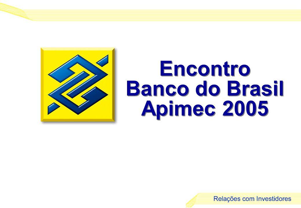 1 Encontro Banco do Brasil Apimec 2005