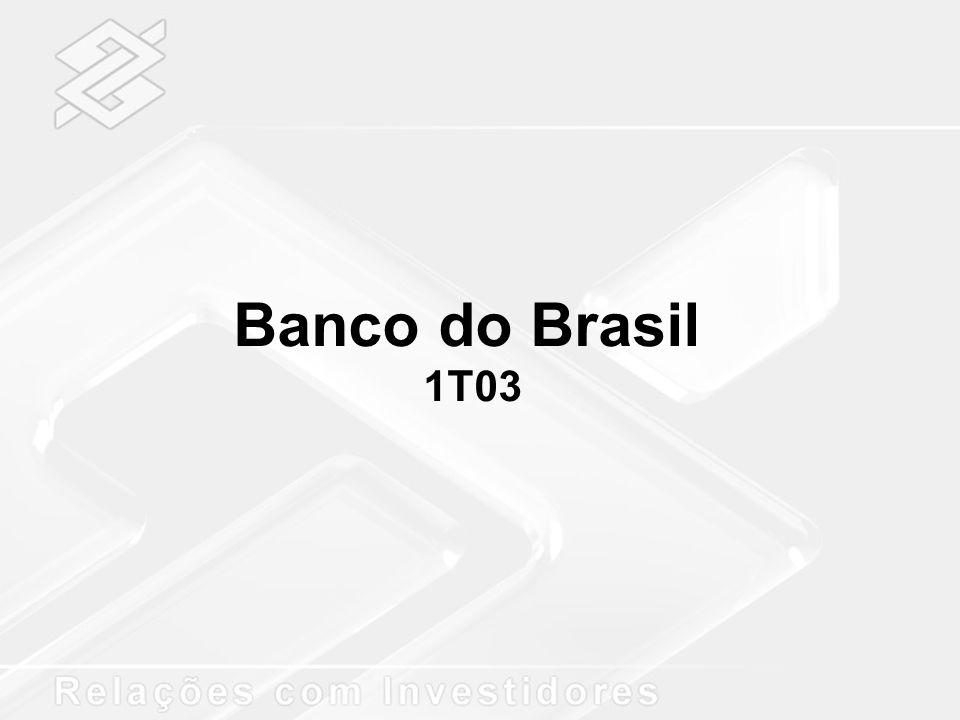 Banco do Brasil 1T03