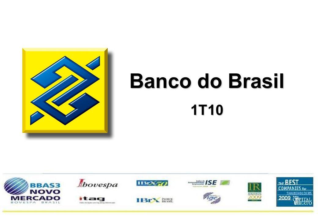 1 Banco do Brasil 1T10
