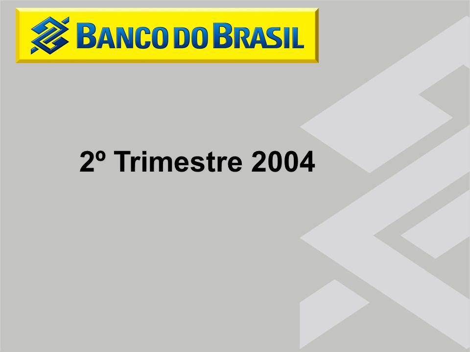 Bancos no País Sistema Financeiro Nacional Fonte: Banco Central do Brasil 192 182 167 164 163 2000200120022003Jun/04