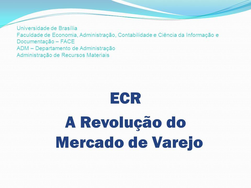 Universidade de Brasília Faculdade de Economia, Administração, Contabilidade e Ciência da Informação e Documentação – FACE ADM – Departamento de Admin