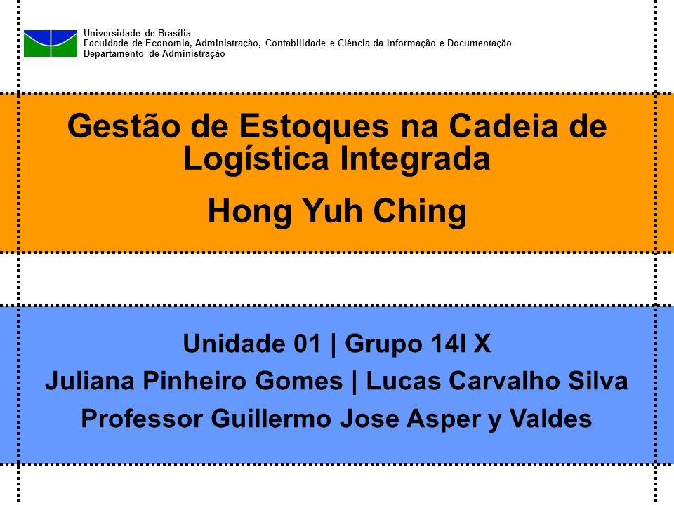 Universidade de Brasília Faculdade de Economia, Administração, Contabilidade e Ciência da Informação e Documentação Departamento de Administração Gest