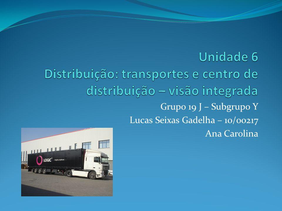 Grupo 19 J – Subgrupo Y Lucas Seixas Gadelha – 10/00217 Ana Carolina
