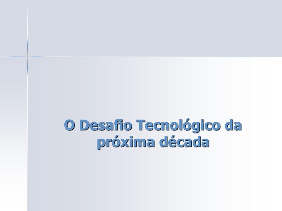 O Desafio Tecnológico da próxima década