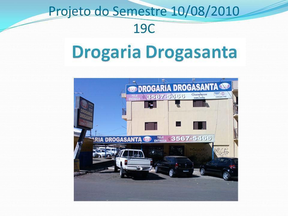 Projeto do Semestre 10/08/2010 19C