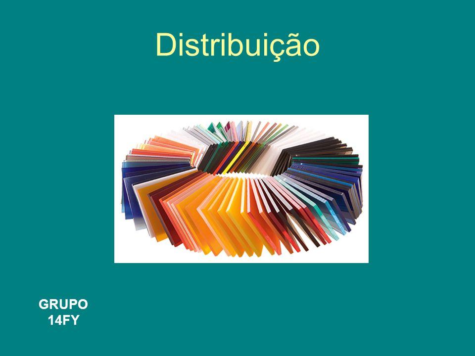 Distribuição GRUPO 14FY