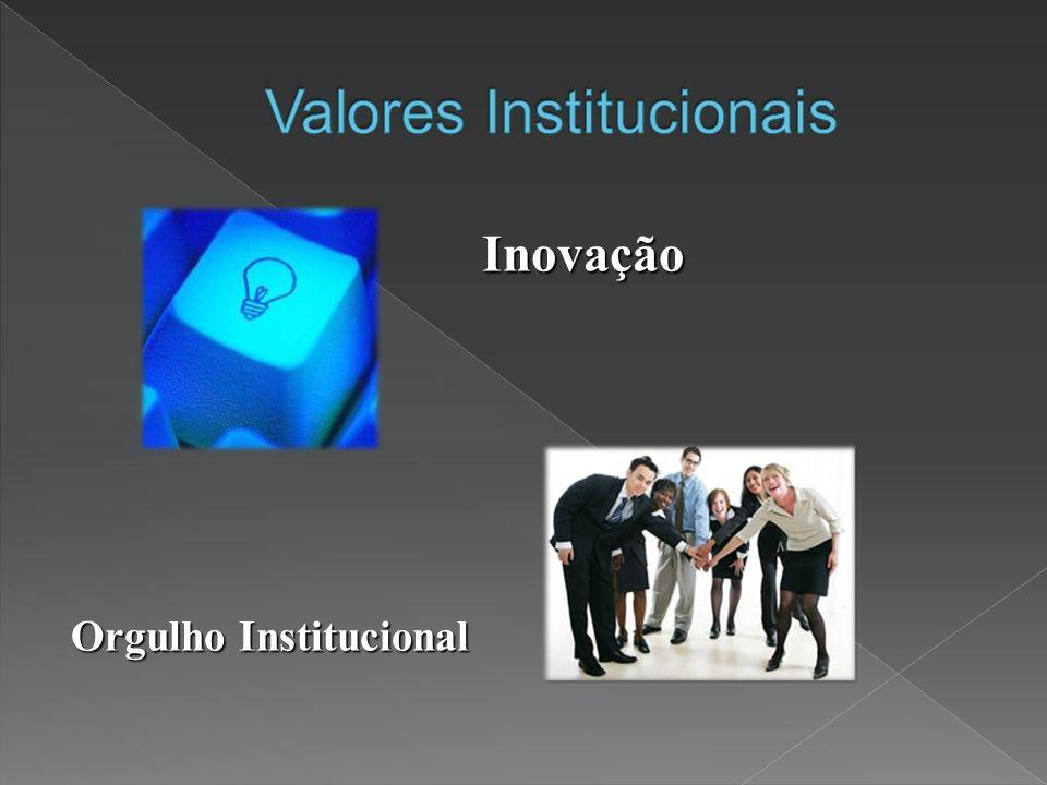Inovação Orgulho Institucional