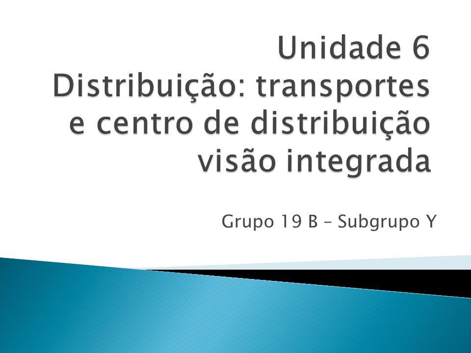 Grupo 19 B – Subgrupo Y